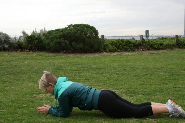 kneeplank