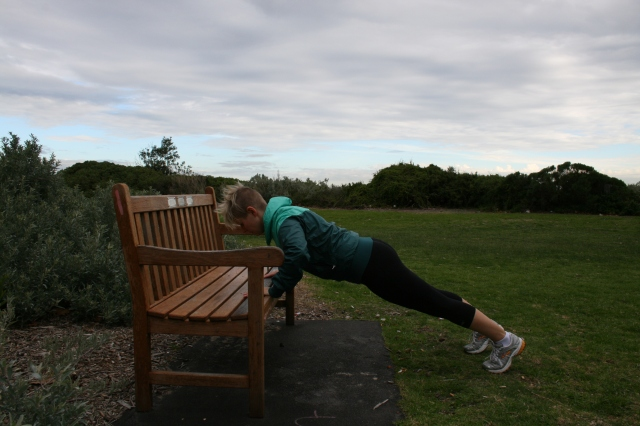 pushupbench