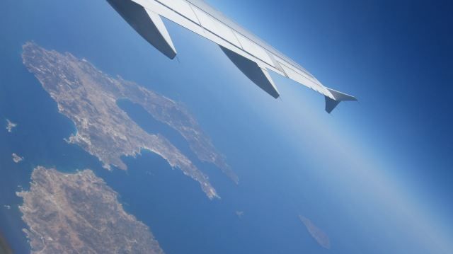 Greek Islands here we come