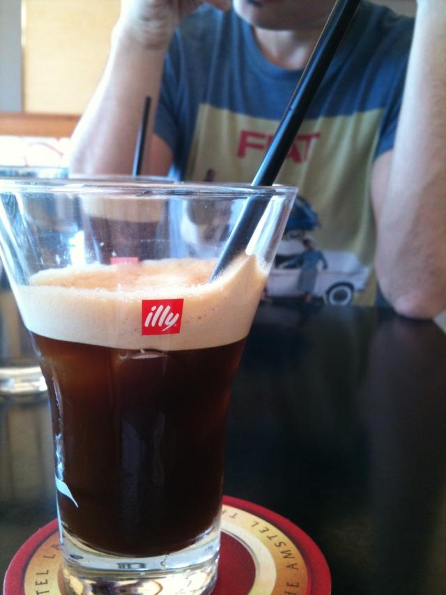 Freddo :) Good coffee and even better company