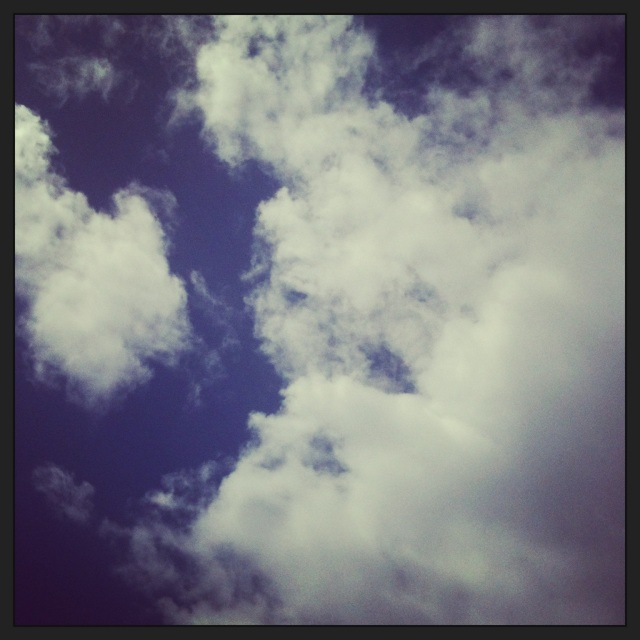 Love clouds!!